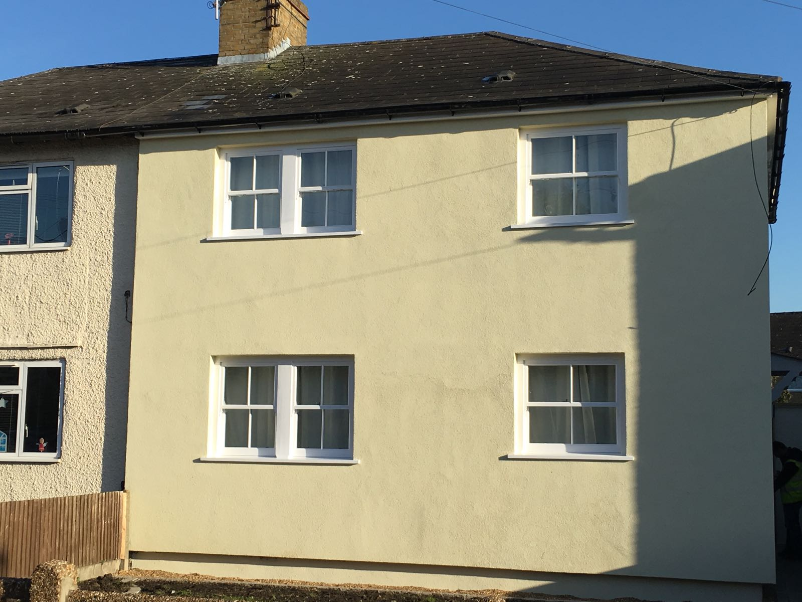 Insulated Render Systems – LG Eco